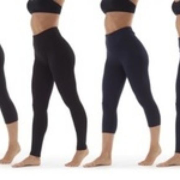 b22d3284b0 Marika Pants   Womens High Rise Tummy Control Bottom   Poshmark